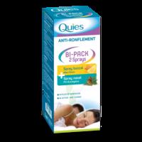 Quies Bi-Pack 2 Sprays buccal et nasale anti-ronflement à VERNON