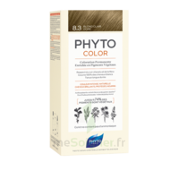 Phytocolor Kit coloration permanente 8.3 Blond clair doré à VERNON