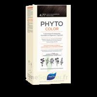 Phytocolor Kit coloration permanente 4.77 Châtain marron profond à VERNON
