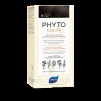Phytocolor Kit coloration permanente 5 Châtain clair à VERNON