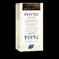 Phytocolor Kit coloration permanente 5.3 Châtain clair doré à VERNON