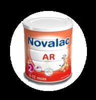 Novalac AR 2 Lait poudre antirégurgitation 2ème âge 800g à VERNON