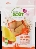 Good Goût Alimentation infantile carré mangue Sachet/50g à VERNON