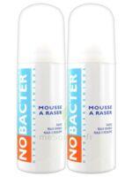 Nobacter Mousse à raser peau sensible 2*150ml à VERNON
