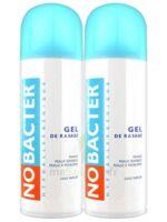 Nobacter Gel de rasage peau sensible 2*150ml à VERNON