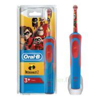 Oral B Incredibles 2 Brosse dents électrique enfant 3ans et+ à VERNON