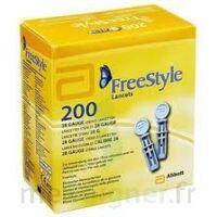 Freestyle Papillon Lancettes B/200 à VERNON