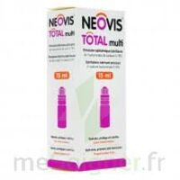 Neovis Total Multi S Ophtalmique Lubrifiante Pour Instillation Oculaire Fl/15ml à VERNON