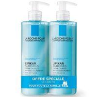 Lipikar Savon liquide surgras peau sèche et très sèche 2*400ml à VERNON