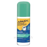 Apaisyl Répulsif Moustiques Emulsion peaux sensibles 90ml à VERNON