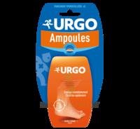 Urgo Ampoule Pansement seconde peau talon B/5 à VERNON