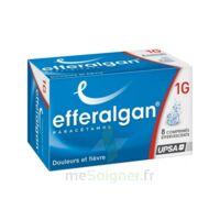 Efferalganmed 1 G Cpr Eff T/8 à VERNON