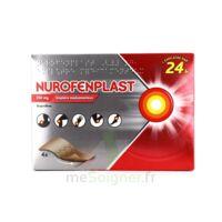 NUROFENPLAST 200 mg Emplâtre médic 4Sach à VERNON