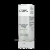 Liérac Cica-Filler Crème anti-rides réparatrice T/40ml à VERNON