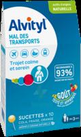 Alvityl Sucette Mal Des Transports B/10 à VERNON