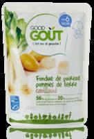 Good Goût Alimentation infantile poireaux pomme de terre cabillaud Sachet/190g à VERNON