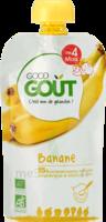 Good Goût Alimentation Infantile Banane Gourde/120g à VERNON