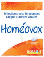 Boiron Homéovox Comprimés à VERNON