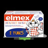 Elmex Duo Dentifrice Enfant, Tube 50 Ml X 2 à VERNON