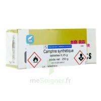 Cooper Camphre Tablettes 250g à VERNON