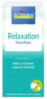 Boiron Relaxation Passiflore Extraits De Plantes Fl/60ml à VERNON