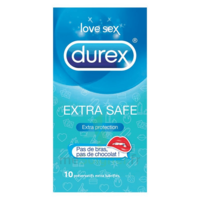 Durex Extra Safe Préservatif B/10 à VERNON