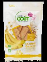 Good Goût Alimentation infantile carré banane Sachet/50g à VERNON