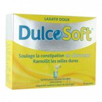 Dulcosoft Poudre pour solution buvable 10 Sachets/10g à VERNON