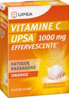Vitamine C Upsa Effervescente 1000 Mg, Comprimé Effervescent à VERNON