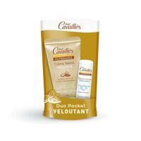 Rogé Cavaillès Nutrissance Pocket Crème Mains Douceur + Baume Lèvres Réparateur 30ml + 5,5g Edition Limitée à VERNON