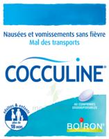 Boiron Cocculine Comprimés orodispersibles B/40 à VERNON